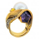 Ivo Misani's craft constantly evolved to create unique jewelry